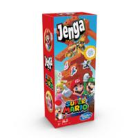 Jenga: Edición Super Mario - Juego de apilar bloques en torre - Edad recomendada: 8 años en adelante