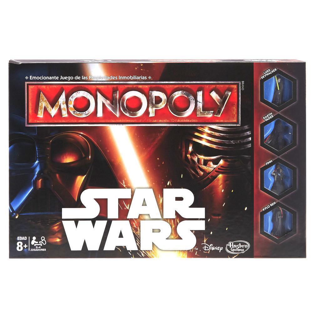 Juego Monopoly de Star Wars