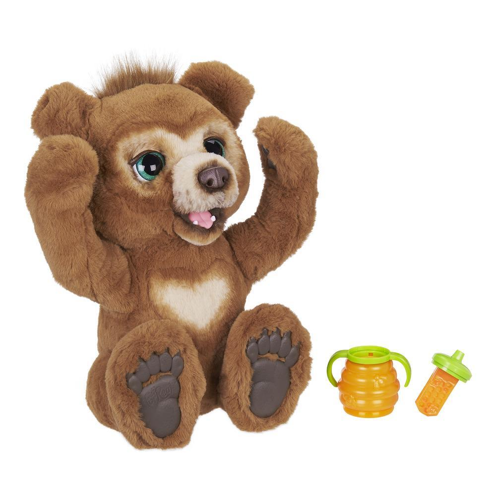 furReal - Cubby El oso curioso