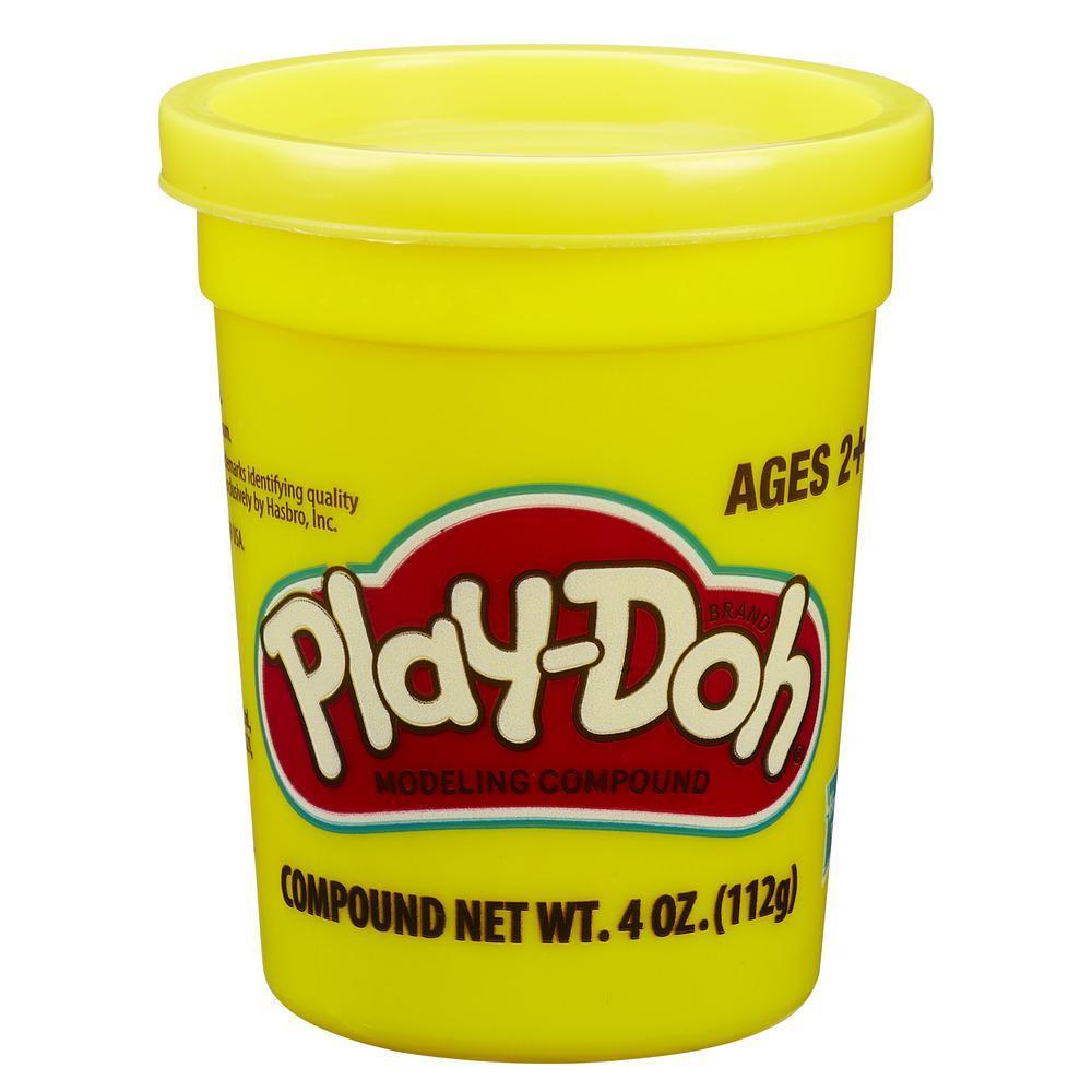 Play-Doh Lata individual - Amarillo