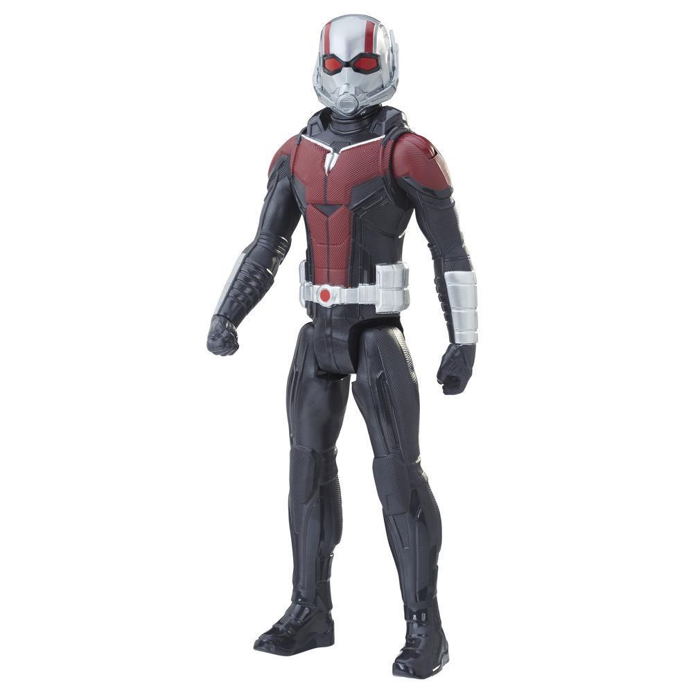 Marvel Ant-Man and The Wasp Titan Hero Series - Ant-Man con puerto para Titan Hero Power FX