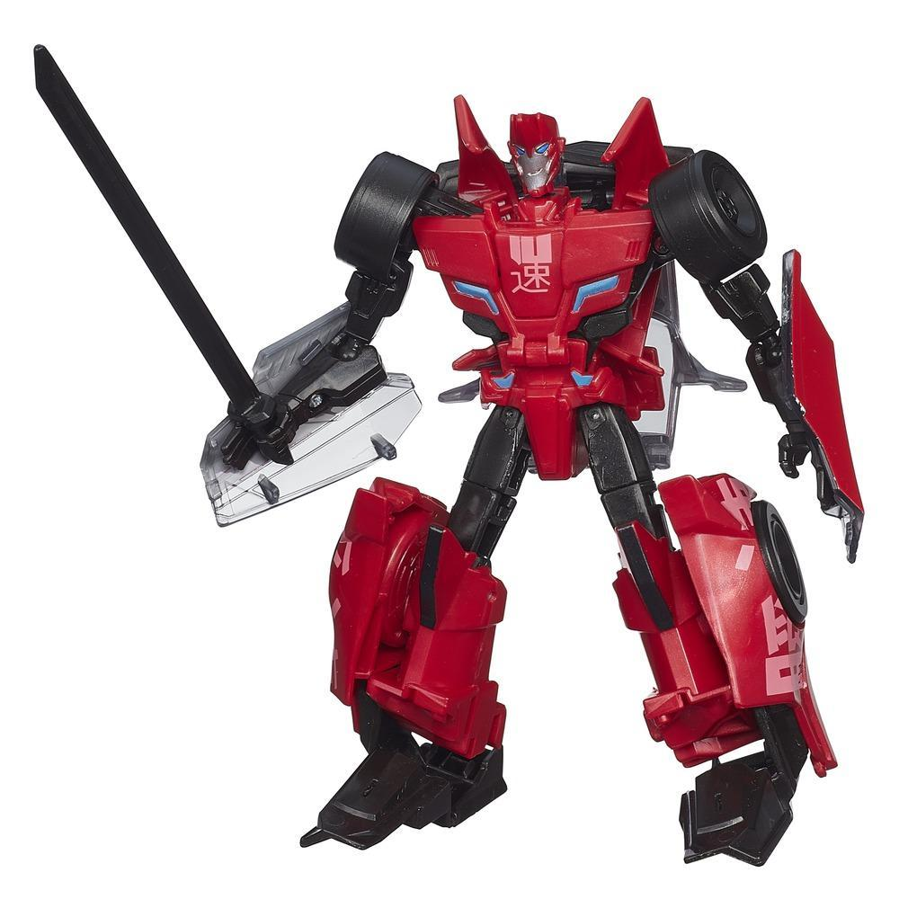 Guerrero Transformers Sideswipe de Transformers Robots in Disguise