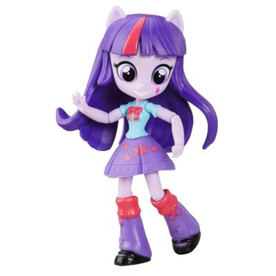 Muñeca de Twilight Sparkle My Little Pony Equestria Girls Minis