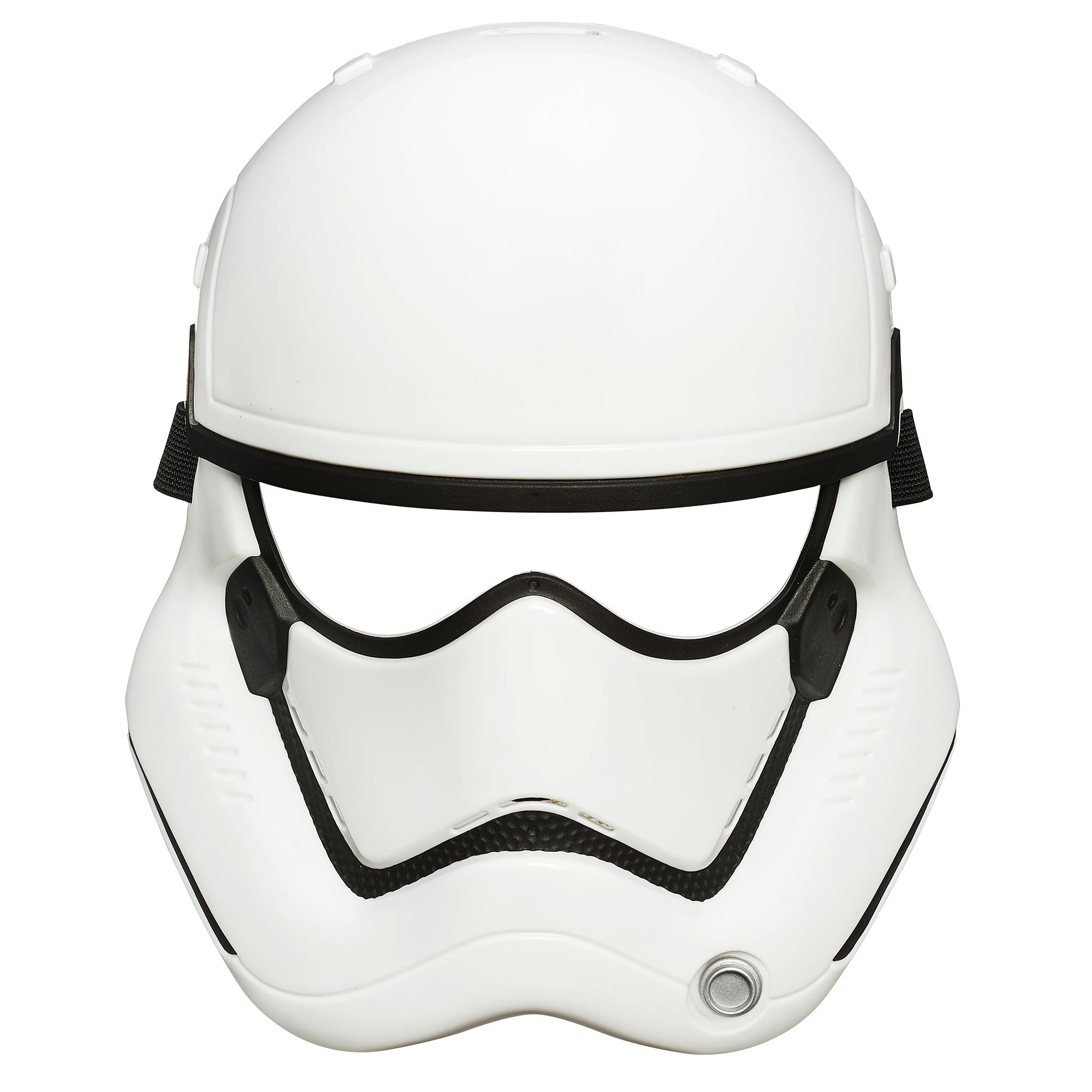 Star Wars The Force Awakens Máscara de Stormtrooper de la Primera Orden
