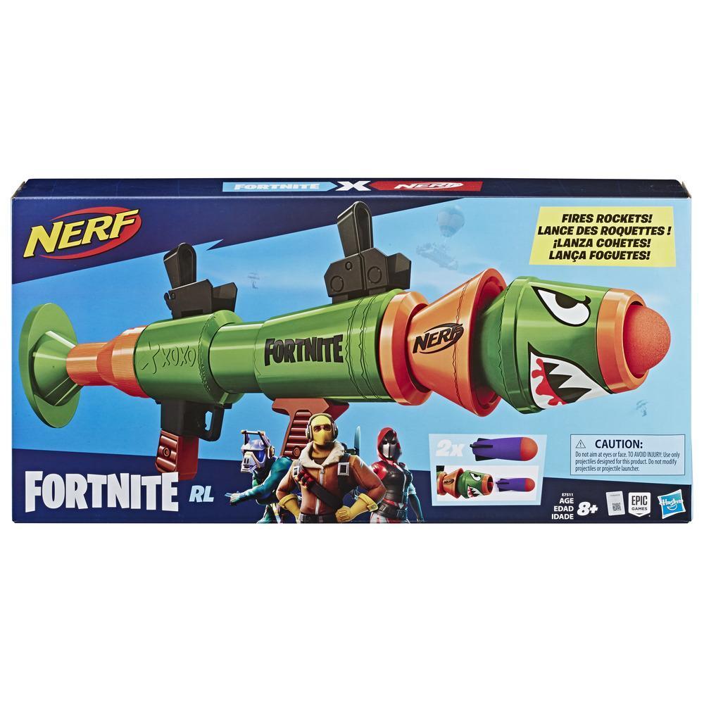 Lanzador Nerf Fortnite RL