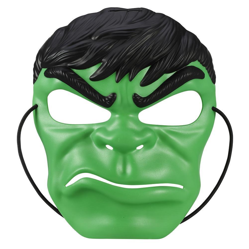 Máscara de Hulk de Marvel