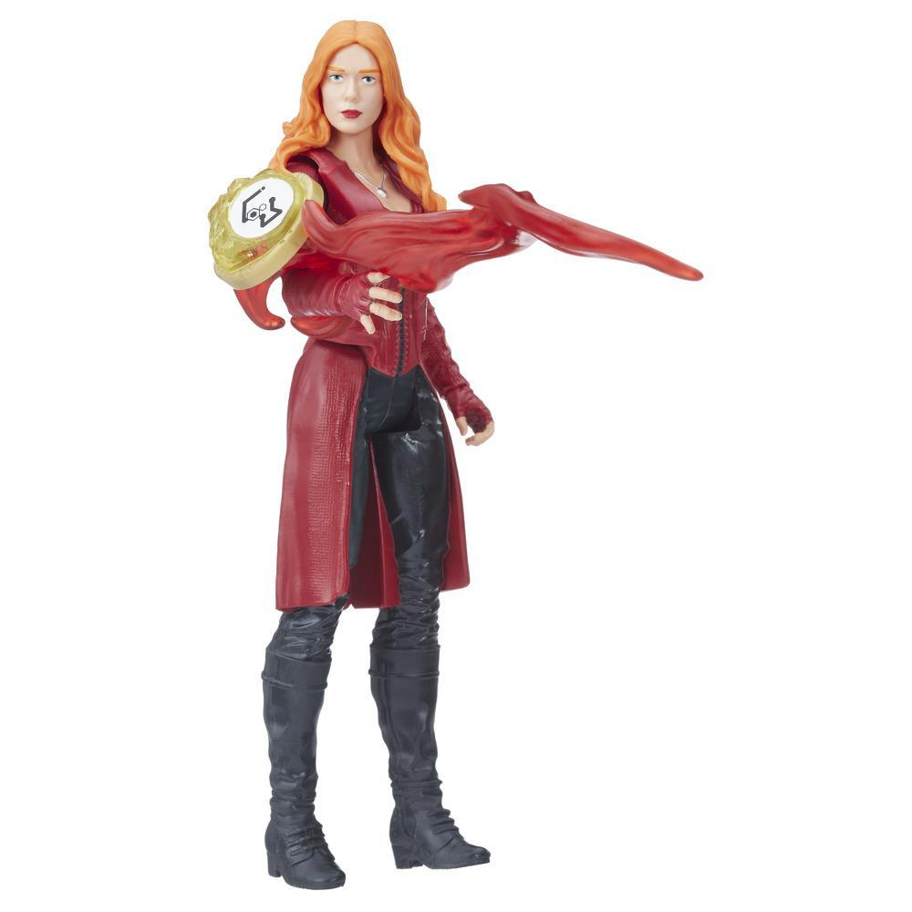 Marvel Avengers: Guerra del Infinito - Bruja Escarlata con Gema del Infinito