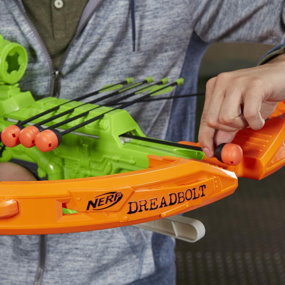 Nerf Zombie Strike Dreadbolt