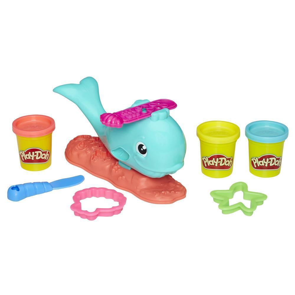 Play-Doh Ballena de sorpresas