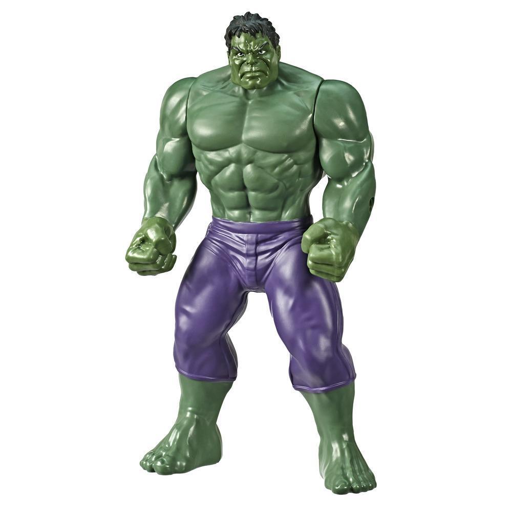 Marvel Hulk - Figura de acción de 24 cm - Edad recomendada: 4 años en adelante