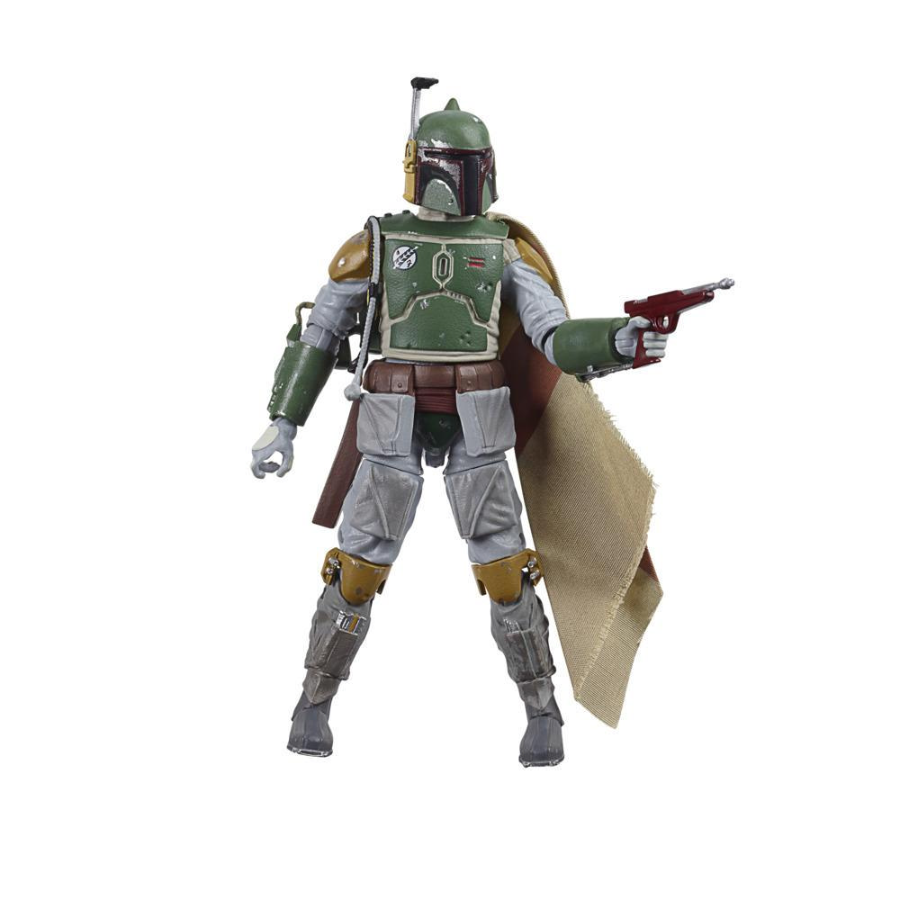 Star Wars The Black Series - Boba Fett a escala de 15 cm - Star Wars: El Imperio contraataca - Edad: 4+