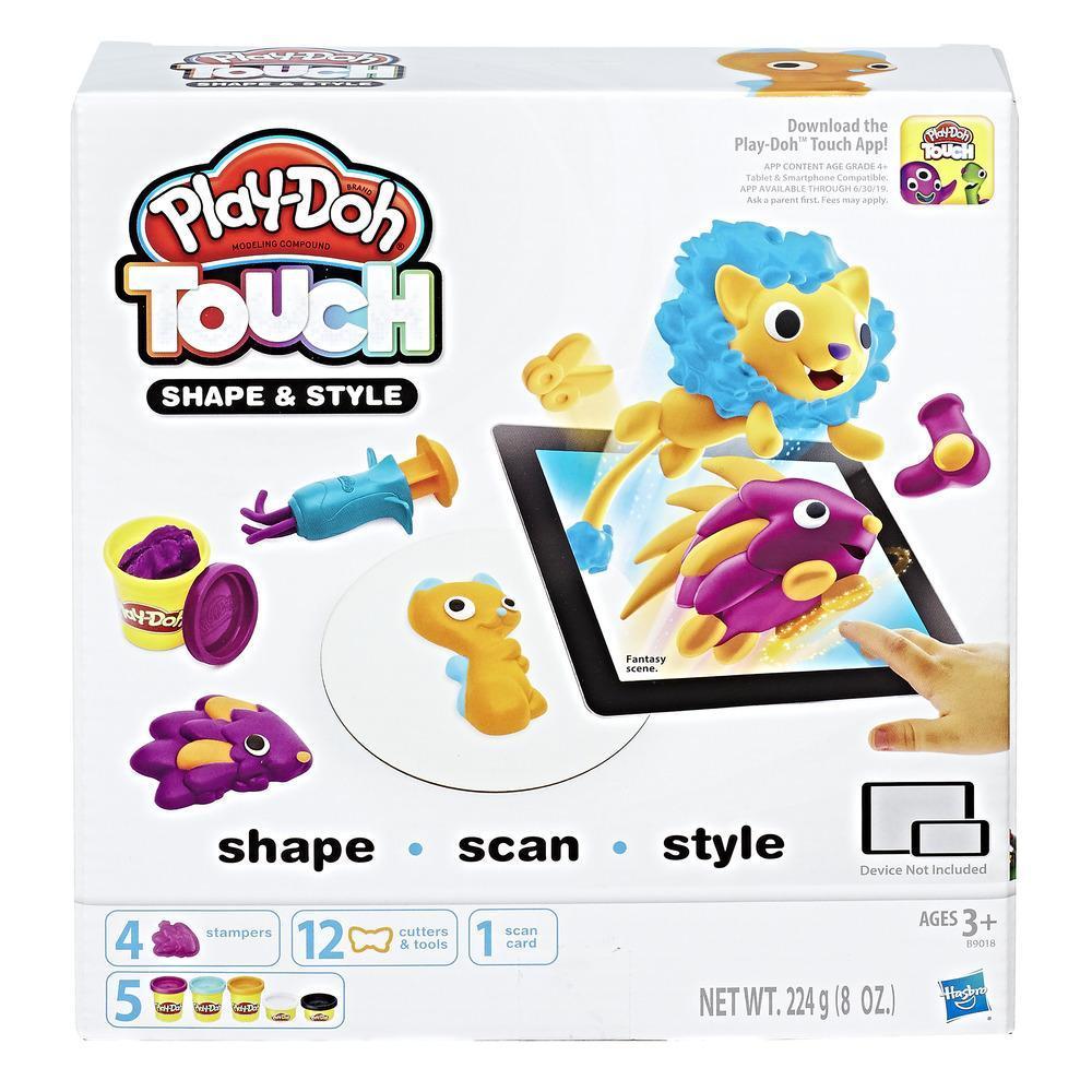 Play-Doh Touch - Juego Moldea y estiliza
