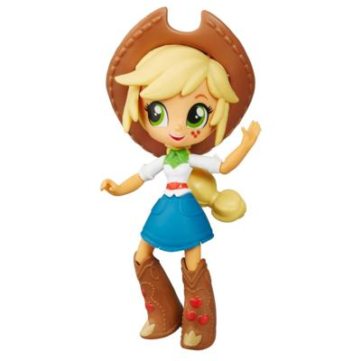 Muñeca de Applejack My Little Pony Equestria Girls Minis