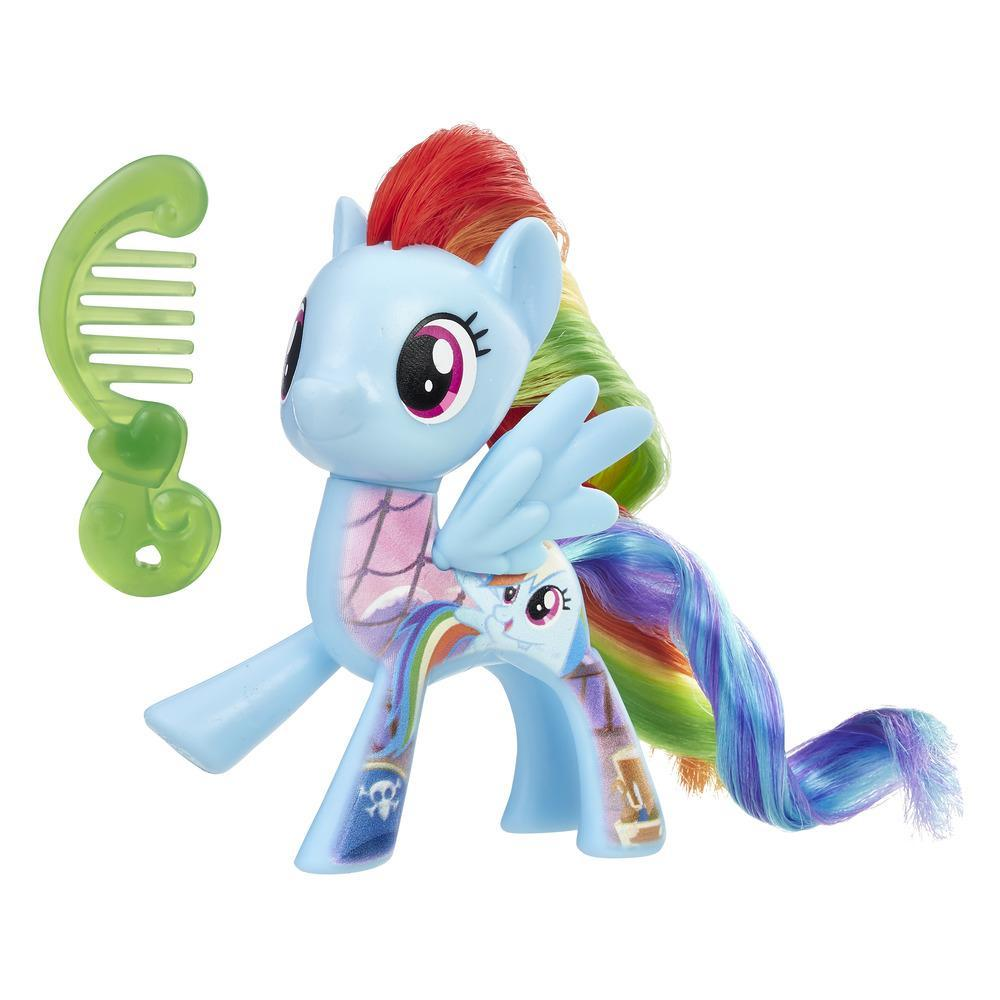 My Little Pony: The Movie Todo sobre Rainbow Dash