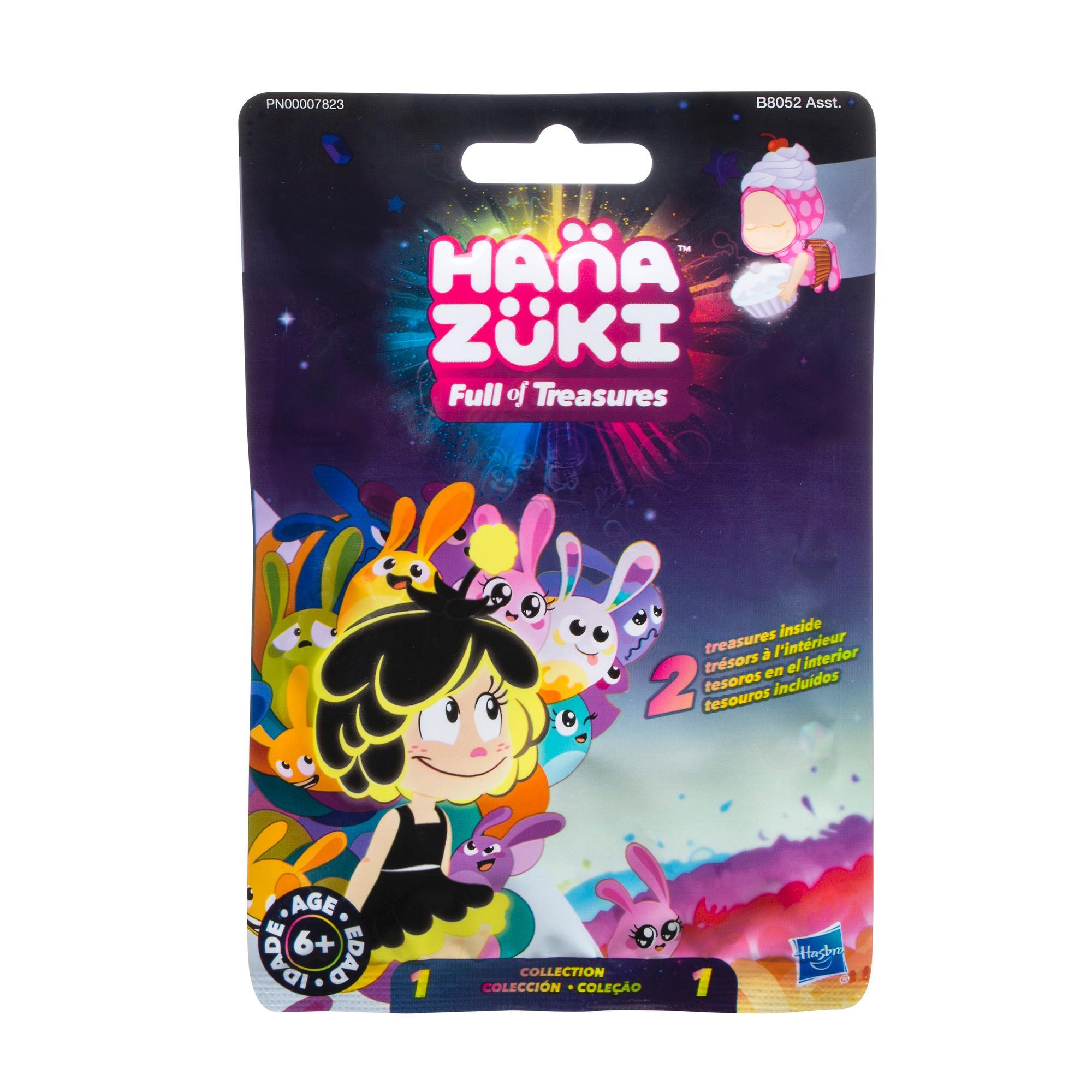Hanazuki Tesoros sorpresa (Colección 1)