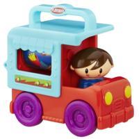 Camioncito de comida Cochecitos divertido de Playskool