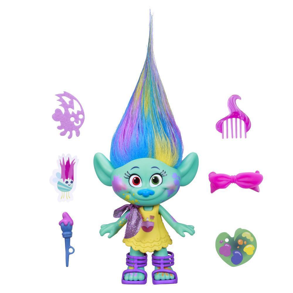 DreamWorks Trolls Harper - Figura de 23 cm