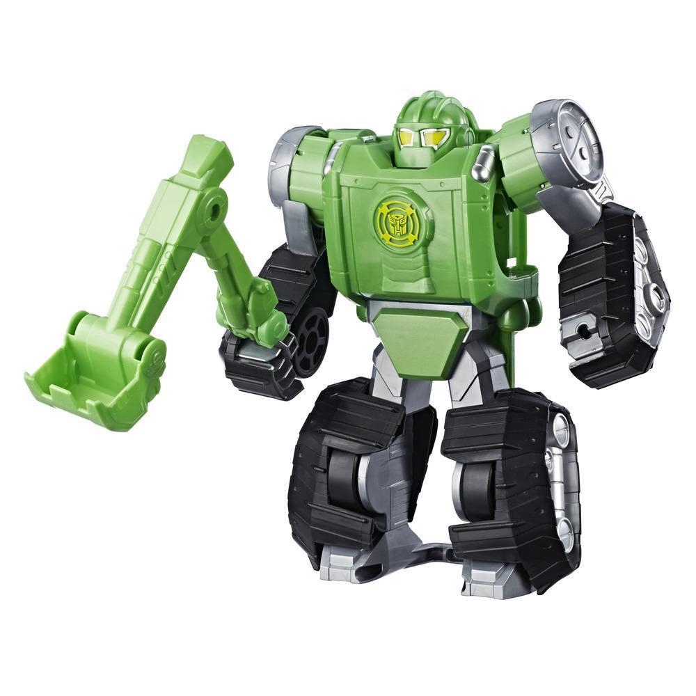Playskool Heroes Transformers Rescue Bots - Boulder excavador