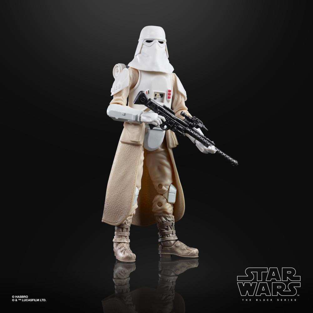 Star Wars The Black Series - Snowtrooper (Hoth) a escala de 15 cm - Star Wars: El Imperio contraataca