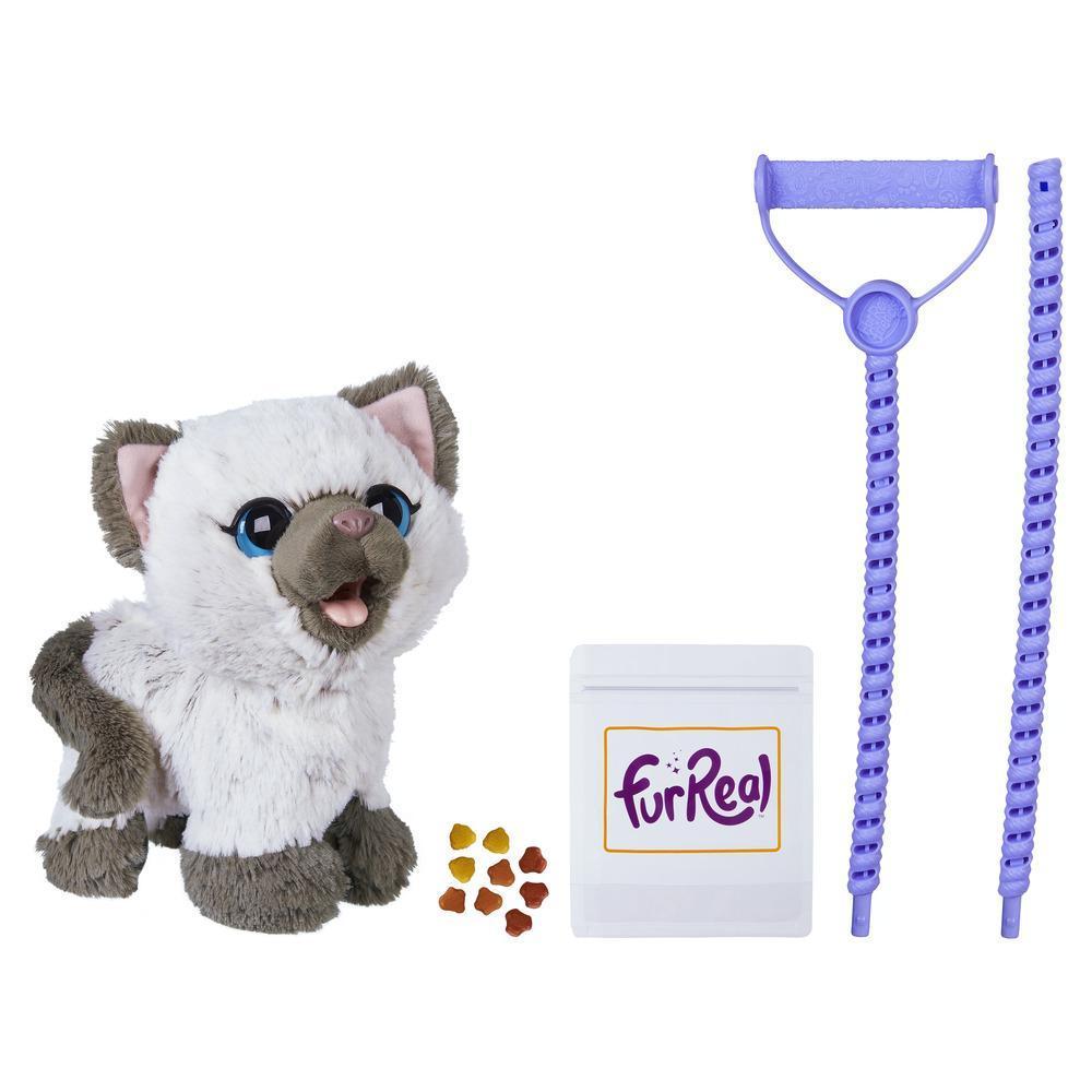 furReal - Kami, mi gatito hace popó
