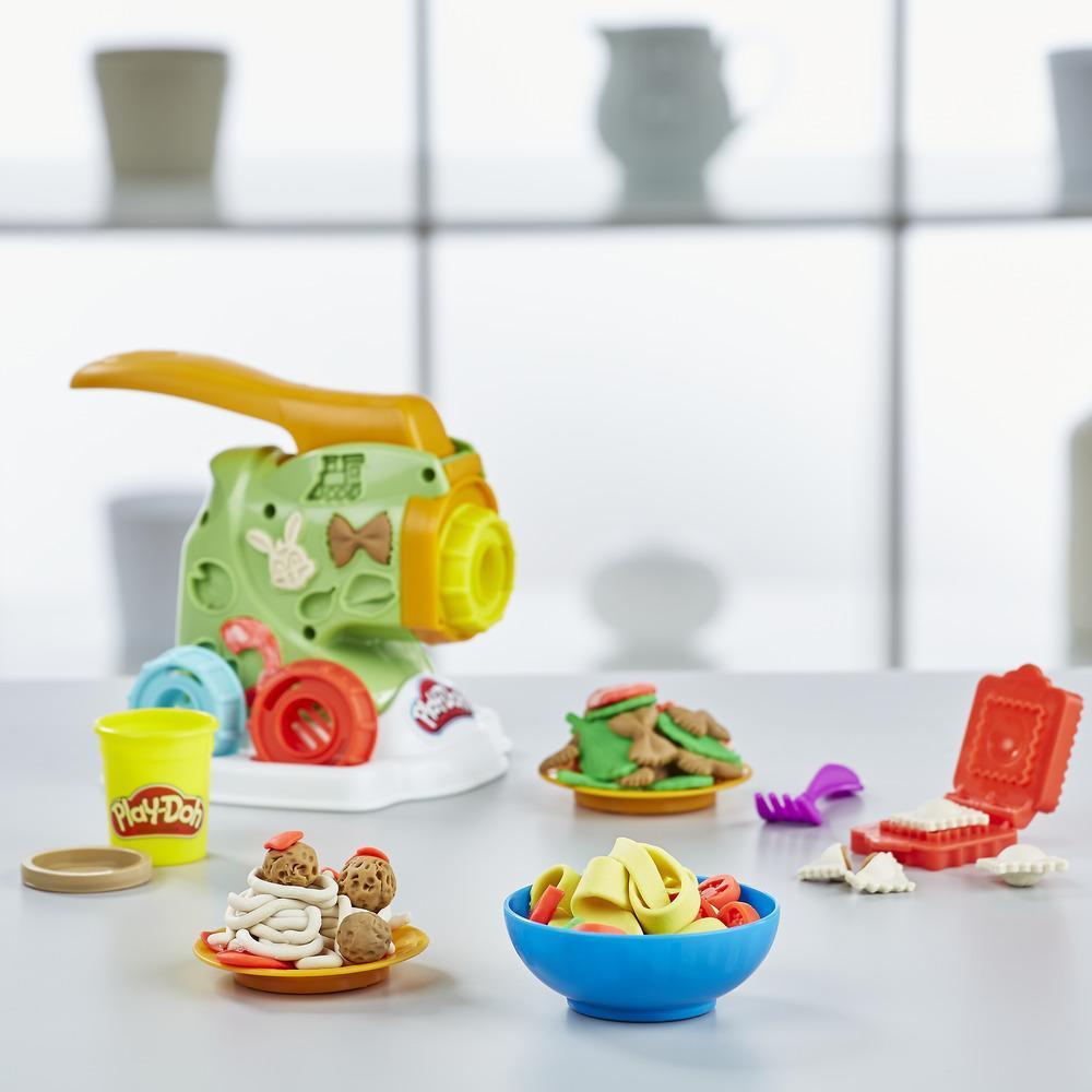 Play-Doh Kitchen Creations - Fábrica de pasta