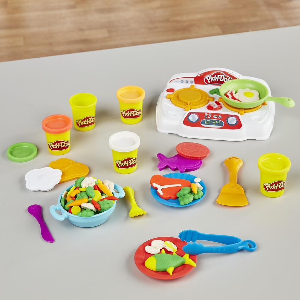 Play-Doh Kitchen Creations - Creaciones a la sartén