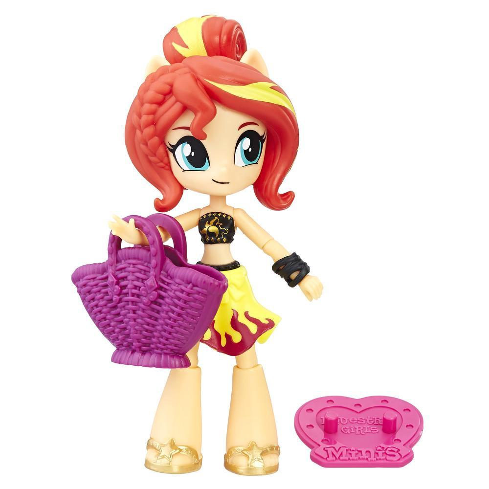 My Little Pony Equestria Girls - Sunset Shimmer Colección de playa