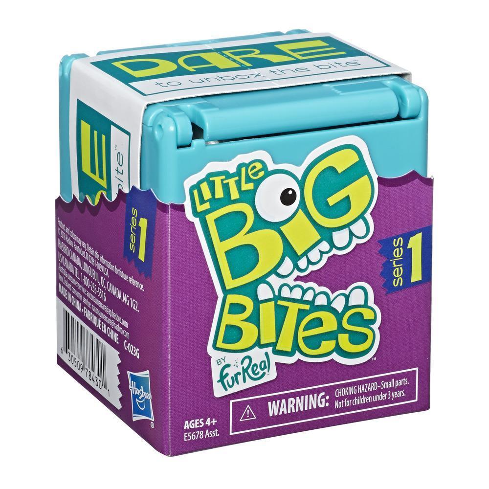 Little Big Bites de furReal, serie 1 - Edad recomendada: 4 años en adelante