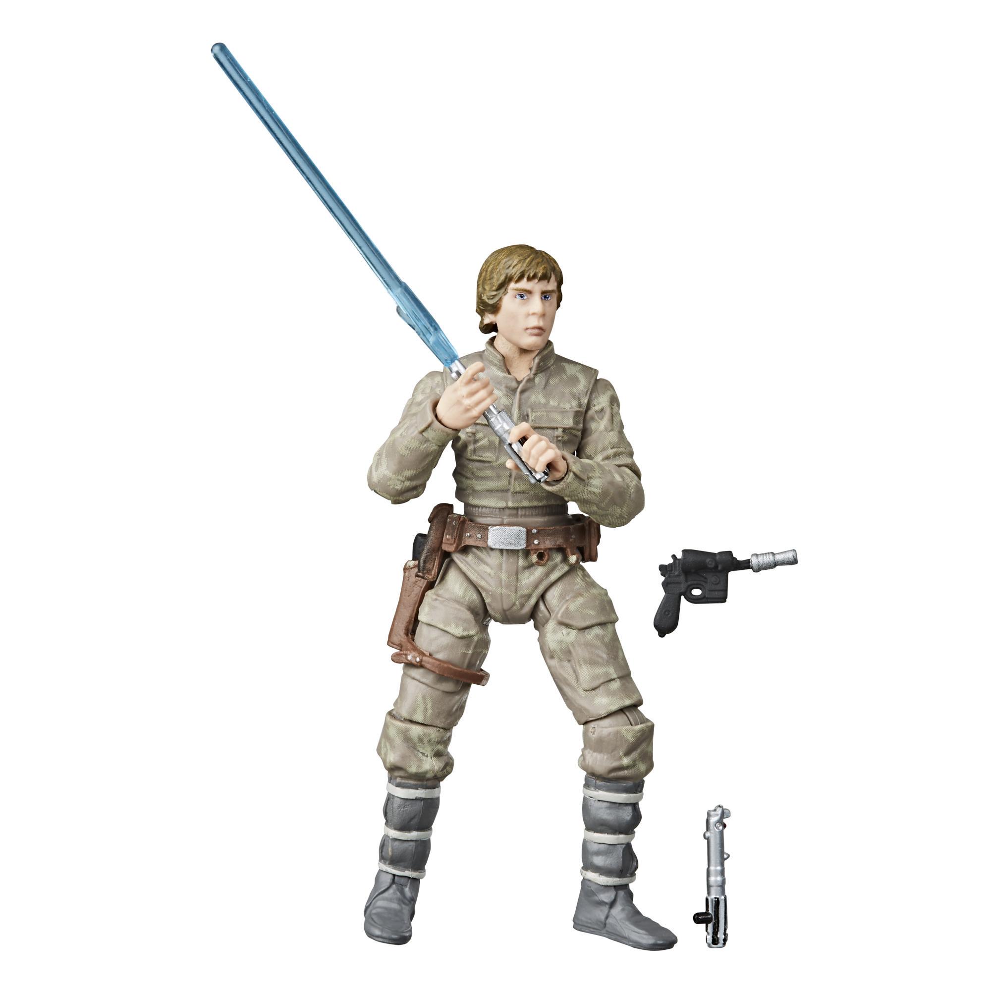 Star Wars La colección Vintage - Star Wars: El Imperio contraataca - Luke Skywalker (Bespin) a escala de 9,5 cm