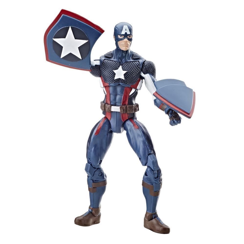 Marvel Legends Series - Captain America de 9,5 cm (3,75 in)
