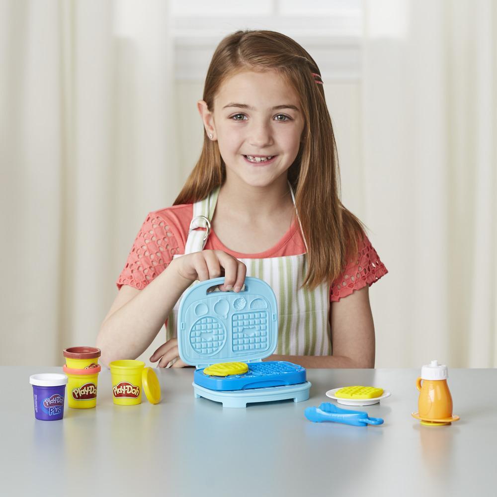 Play-Doh Kitchen Creations - Desayunos de panadería