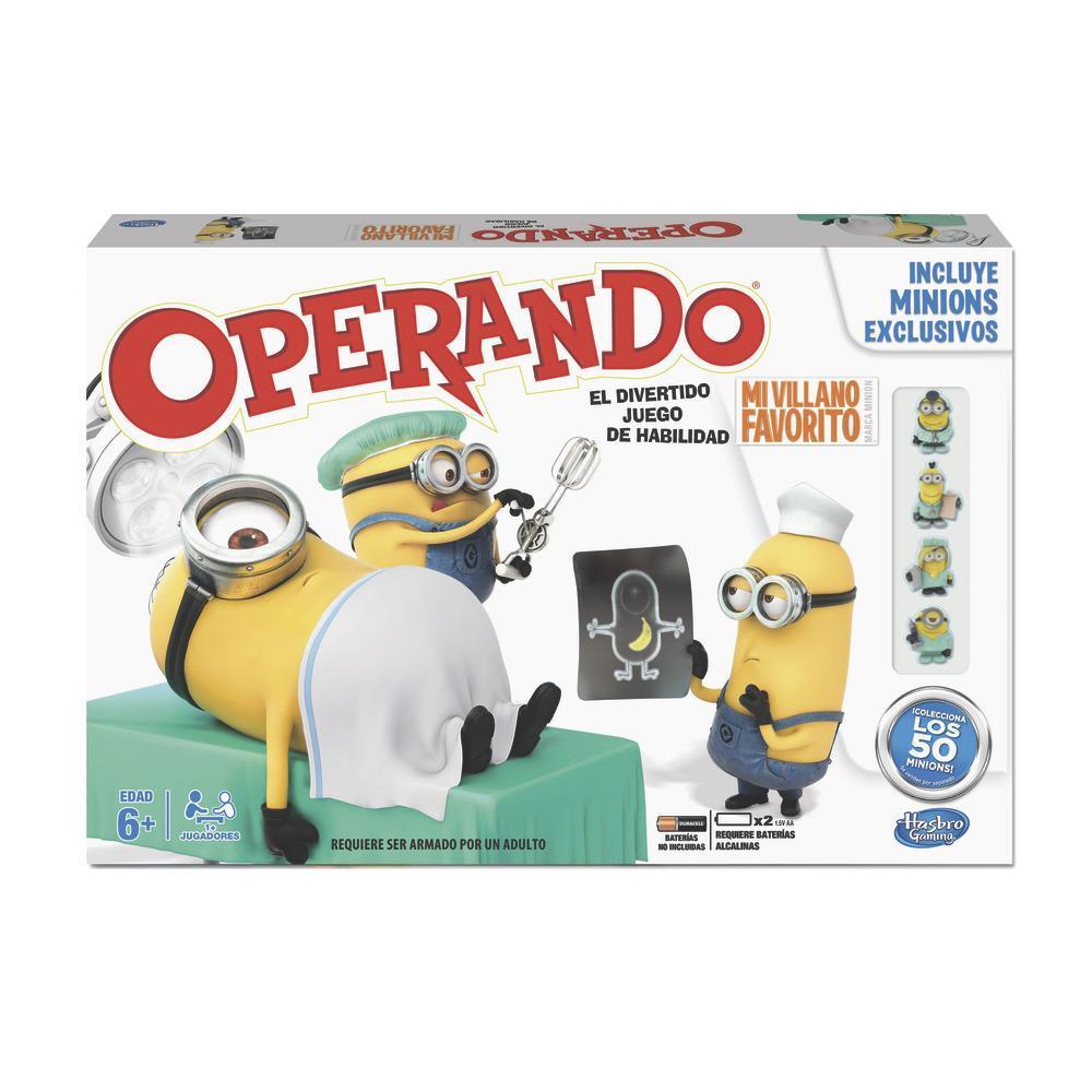 Operando Minion