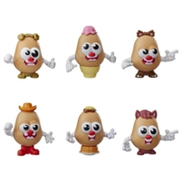 Mr. Potato Head Tots - Minifiguras coleccionables - Edad 3+