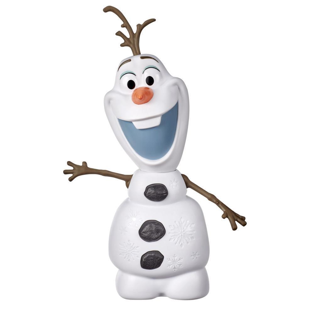 Disney Frozen 2 - Olaf Camina y habla - Juguete para niñas y niños de 3 años en adelante