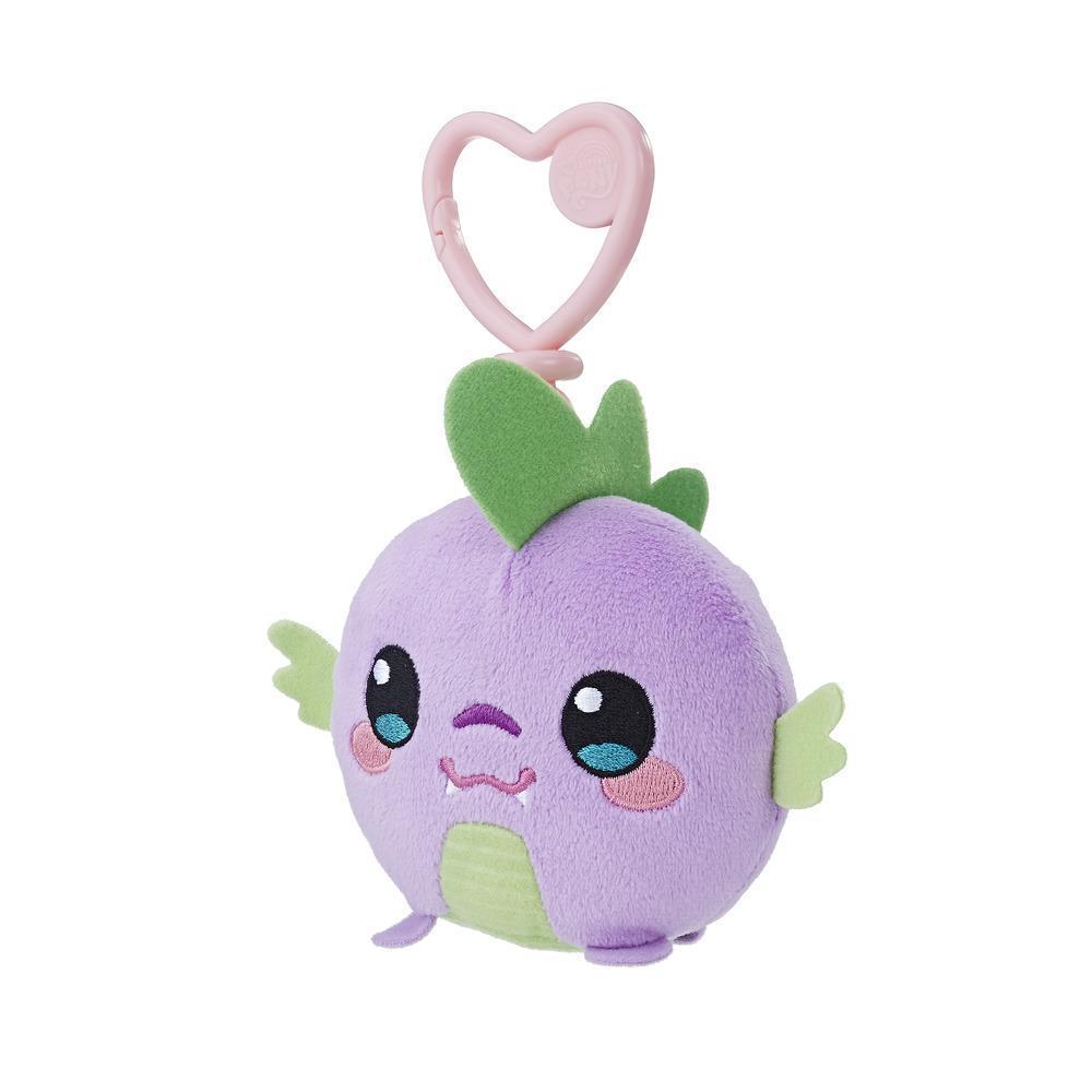 My Little Pony: La película - Peluche con clip de Spike el dragón