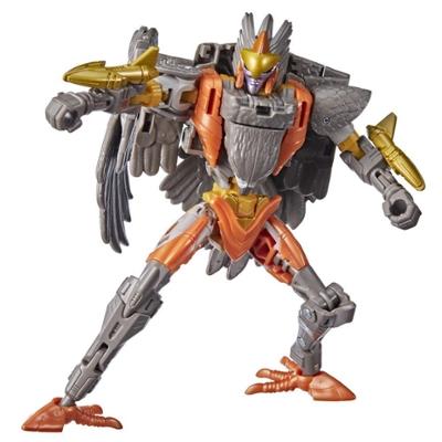 Transformers Generations War for Cybertron: Kingdom - Figura WFC-K14 Airazor clase de lujo Product