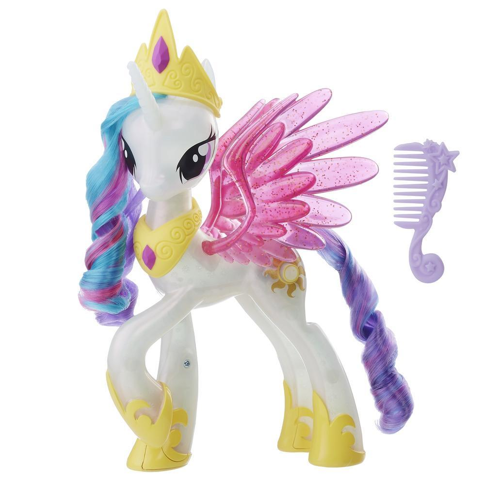 My Little Pony the Movie - Princesa Celestia Radiante Realeza
