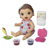 Baby Alive  Snackin Lily Brunette