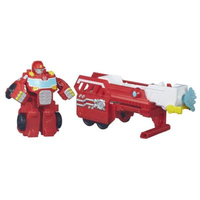 Transformers  Rescue Bots Hook and Ladder Heatwave