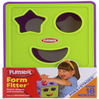 PLAYSKOOL - Form Fitter