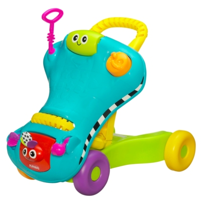 PLAYSKOOL - Step Start Walk N Ride