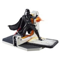 Star Wars The Black Series Centerpiece Darth Vader -  Estatuilla con base