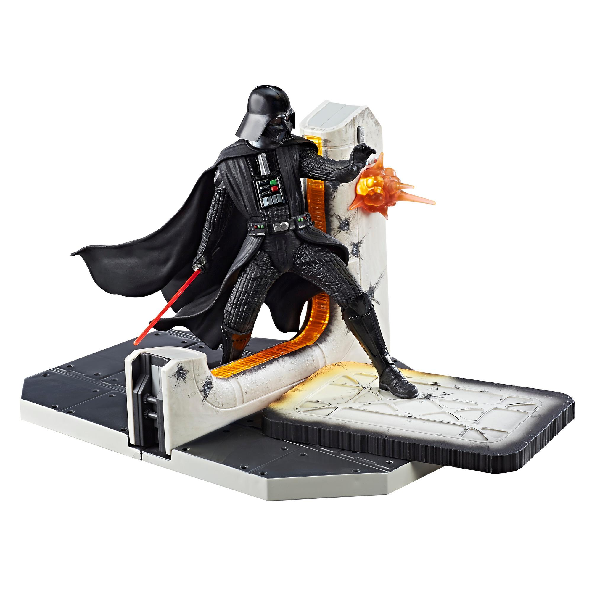 Star Wars The Black Series Centerpiece Darth Vader -  Estatuilla con base