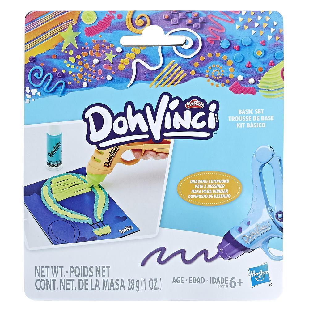 Play-Doh DohVinci Kit básico