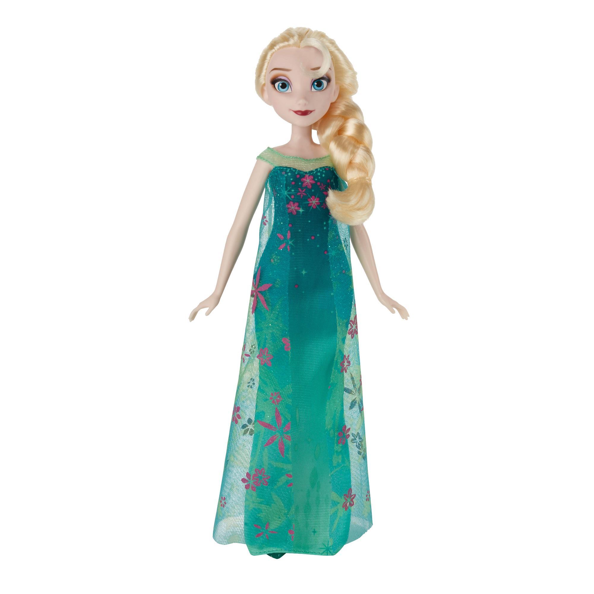 Elsa Moda Clásica de Frozen: Fiebre congelada de Disney