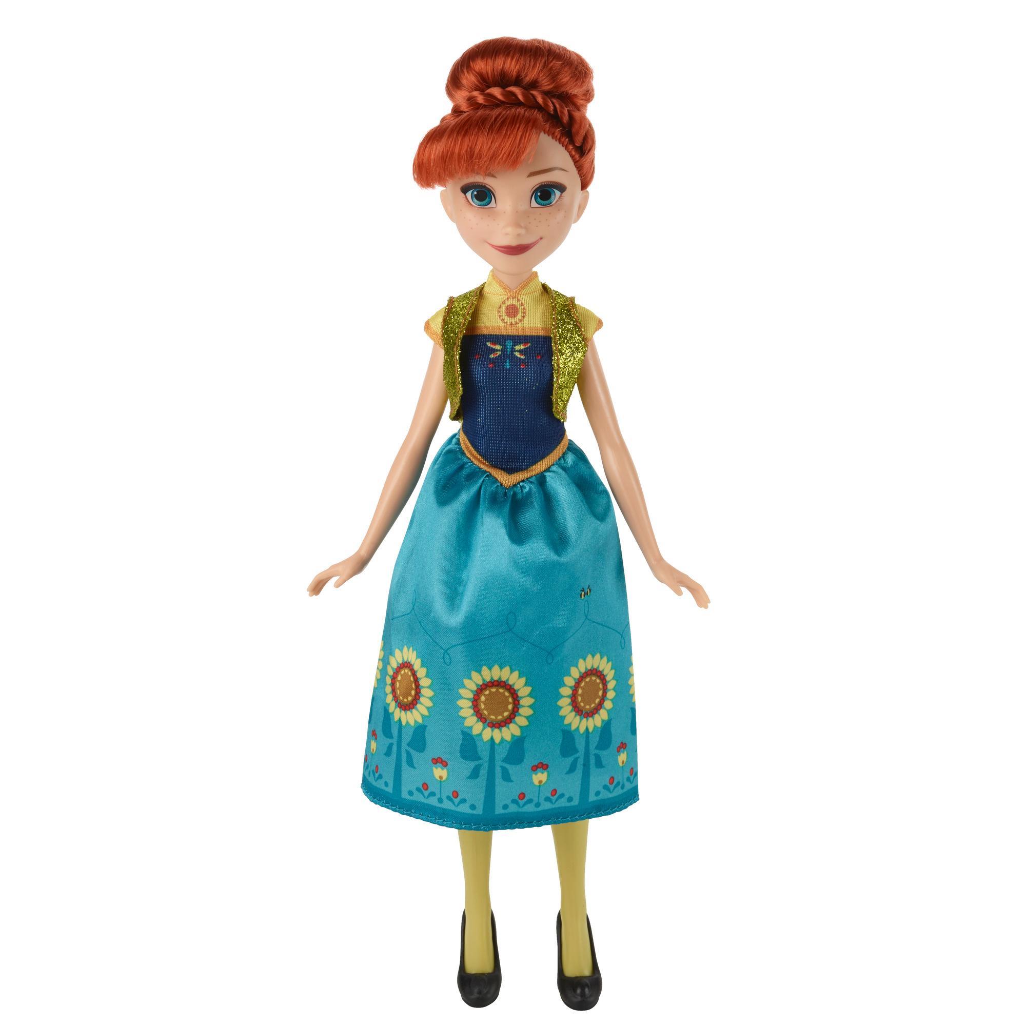 Anna Moda Clásica de Frozen: Fiebre congelada de Disney