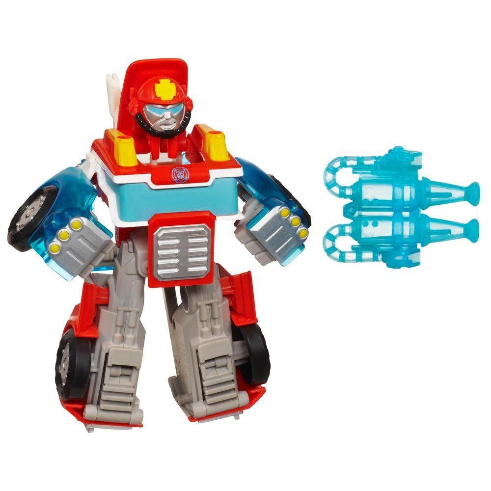 Rescue Bots Figura Heatwave El Bombero