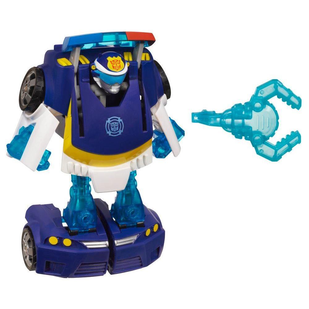 Rescue Bots Figura Chase el Policía