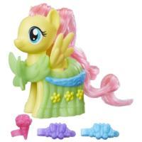 My Little Pony Moda de pasarela - Juego con figura de Fluttershy