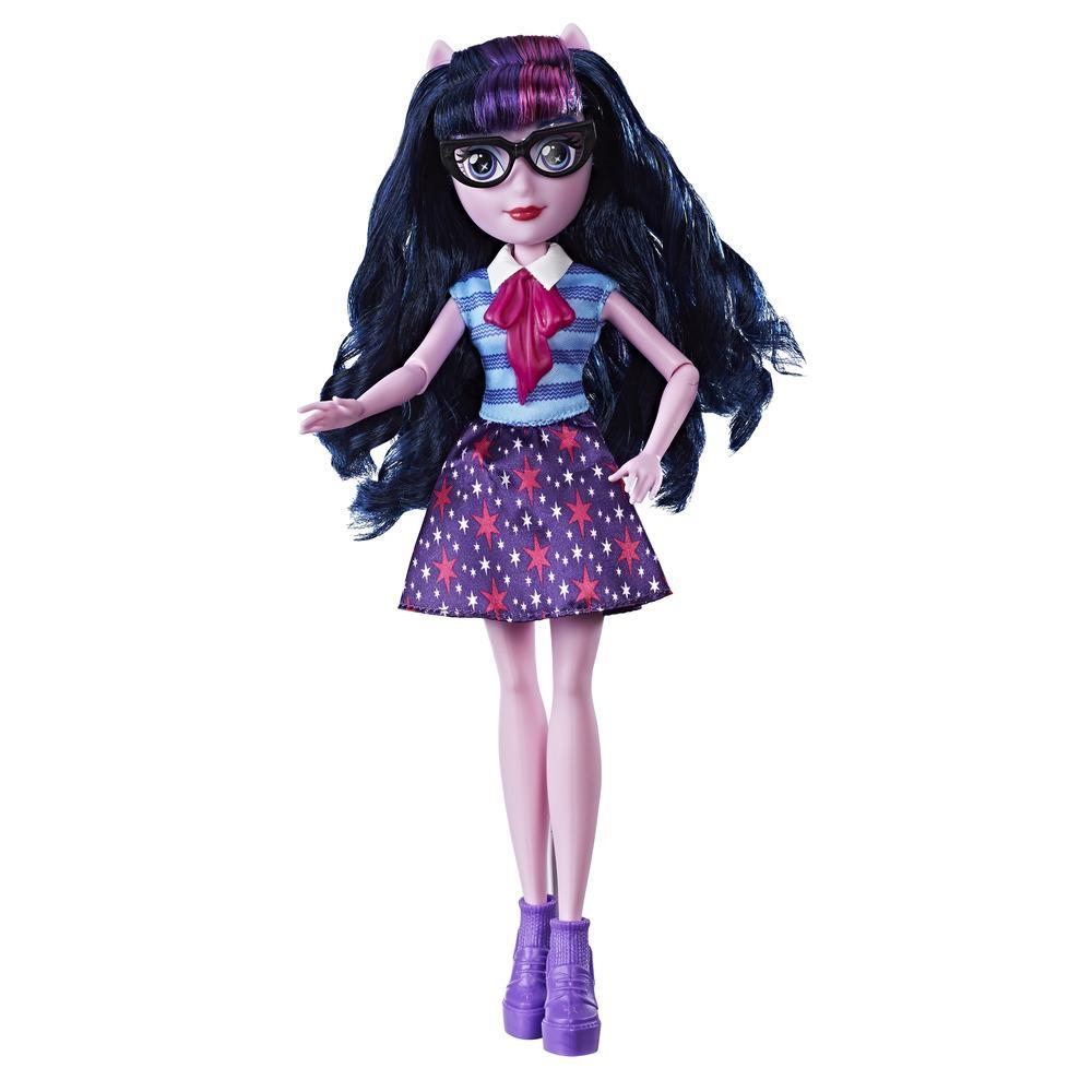 My Little Pony Equestria Girls Twilight Sparkle - Muñeca estilo clásico